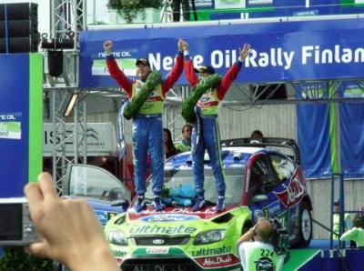 2009WRC世界ラリー選手権 第9戦 ラリー・フィンランド