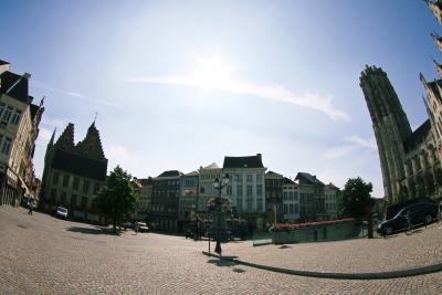 素敵な小さな都市 メッヘレン
