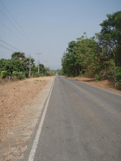 チェンマイ日記 2010年バイクで行く!北タイ旅行 ホーッ滞在記 5日目