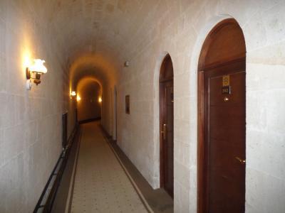 トルコ36 カッパドキア5(洞窟ホテル)
