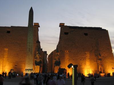 エジプト ルクソールその1