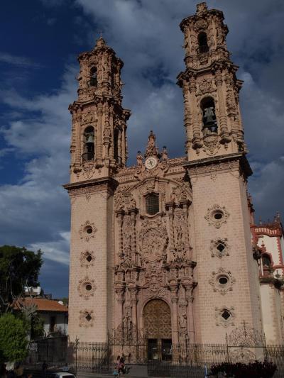 メキシコ高原都市めぐり、ひと月の女一人旅、(6)タスコ