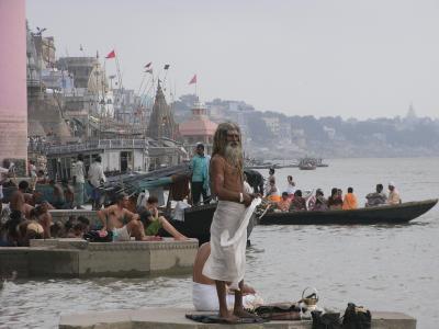 インド/ブッダ・ガヤとバラナシを訪ねて 上 2010.10.1-10.3