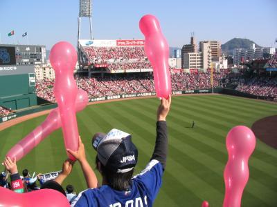 【敵地広島へ 2010】 マツダスタジアム
