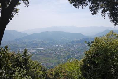 【近郊23】2010.5津久井城址に登る1-城山山頂まで