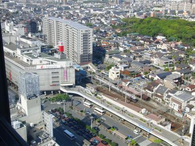 春の関西1ディパスで行く 大阪 その4 堺東周辺