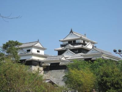 松山城 ~ GWに四国へ行ってみました 2010 #6