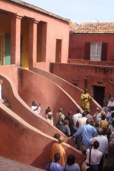 200812 西アフリカ陸路の旅 ダカール(セネガル)