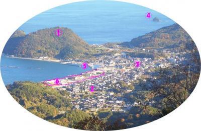 """金魚の形をした島、周防大島(屋代島) (4) """"ほんにさいさいきんさいね!""""(最終回)"""