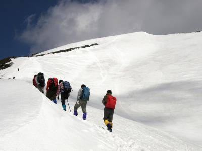GW小さな旅を楽しむ・・・②谷川岳に登る