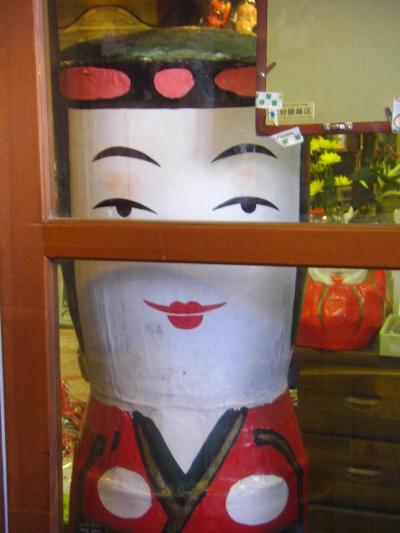 鳥取旅行記 「倉吉 のんびり初夏の街歩き」