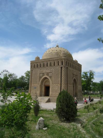 文明の十字路 ウズベキスタン(ブハラ前編)