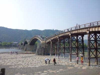 2010年GW福岡~山口の旅(錦帯橋編)