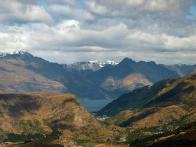 (28) Corronet Peak へドライブ  Queenstown, NZ