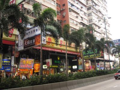 食べて買ってちょっとだけ観光の香港満喫たび ☆3日目☆