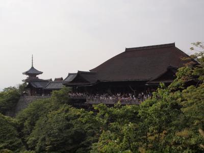 2010年5月 京都プチ観光の旅