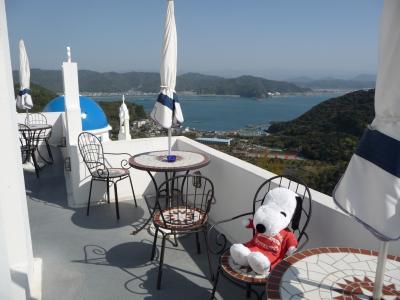 『ホテル ヴィラサントリーニ』部屋&食事編◆2010春・高知県の滝めぐり【その7】