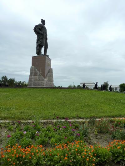 文明の十字路 ウズベキスタン(シャフリサブス)