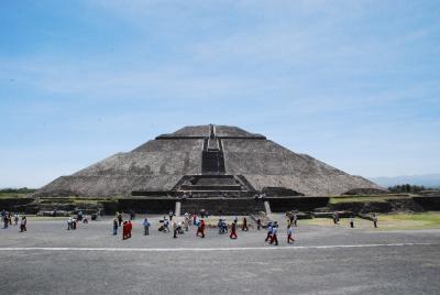 メキシコ旅行 メキシコシティ