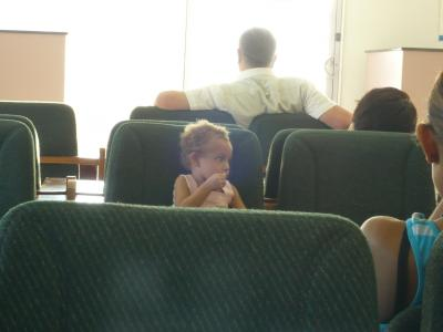 2010年4月 パプアニューギニア旅行 その11:ポートモレスビー・ジャクソン国際空港②
