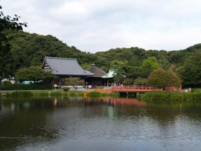 横浜称名寺-金沢文庫