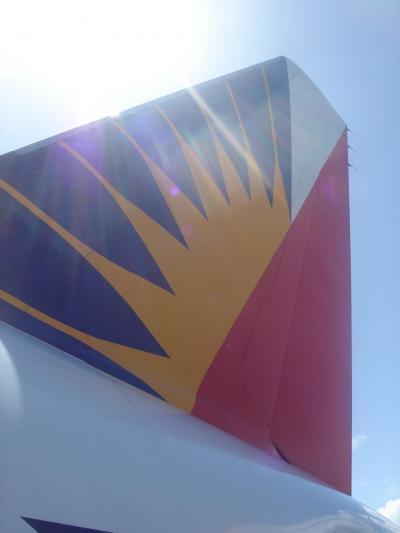 あたたかいフィリピン人と青い海の旅