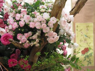 国際バラとガーデニングショウ2010年(1)6日間だけ存在するガーデンに魅せられて