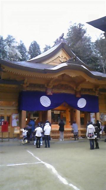 2010初詣 【生島足島神社・穂高神社】