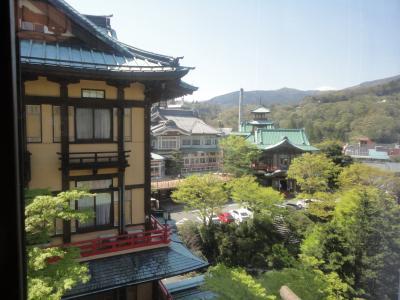 大好きな定宿 箱根宮ノ下富士屋ホテル
