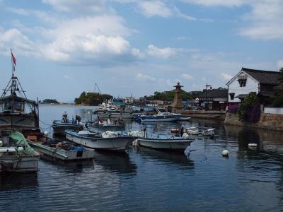 ポニョと龍馬で話題の小さな港町 鞆の浦を散策し鯛を食べつくす旅