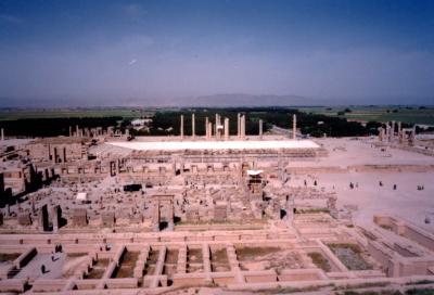 SHIRAZ(シラーズ)から行く、中東の3P「 PERSEPOLICE (ペルセポリス遺跡)」