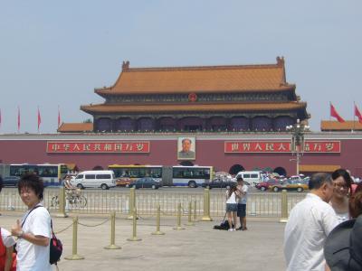 2009年6月 北京旅行記 3~4日目北京市内観光~帰国編