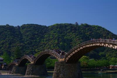岩国、宮島、広島3日間の旅 その1