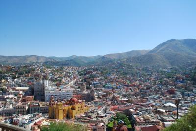 メキシコ旅行 グアナファト