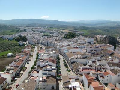 スペイン旅行 バルセロナ、アンダルシア、マドリッド 5:アンダルシアドライブ セビリア->ロンダ