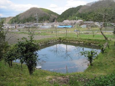 「伊賀上野 1泊2日の旅」(2010年4月)。。。その2「奈良県 柳生の里 旧柳生藩家老屋敷」