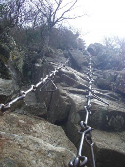 石鎚山 「西日本一高い所に立つ女」となった瞬間