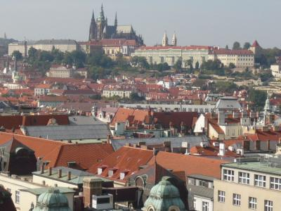 2009 中央ヨーロッパ四ヶ国周遊 チェコ
