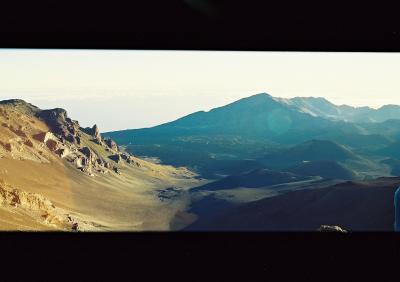 初めてのマウイ島♪♪ハレアカラ山頂