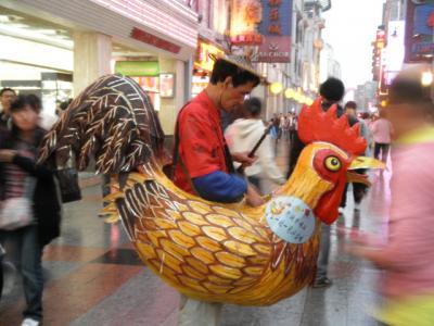 ドキドキ香港、広州一人旅⑧
