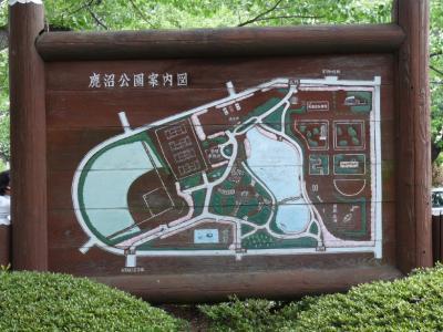 鹿沼公園(神奈川県相模原市)