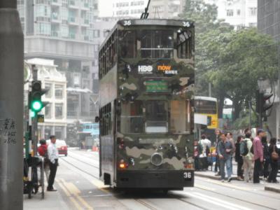 ドキドキ香港、広州一人旅⑪