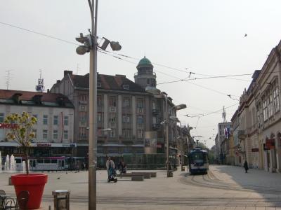 2009春 【旧ユーゴスラビア第4弾】スロベニア+ボスニア・ヘルツェゴビナ+クロアチア+セルビア⑤ オシエク編