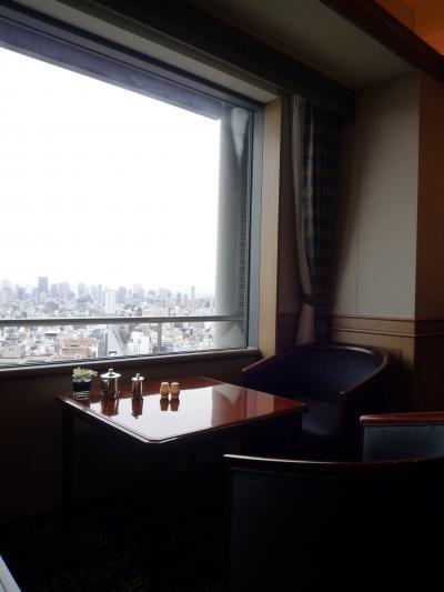 スイスホテル南海大阪&ルコントワールドブノワでランチ♪