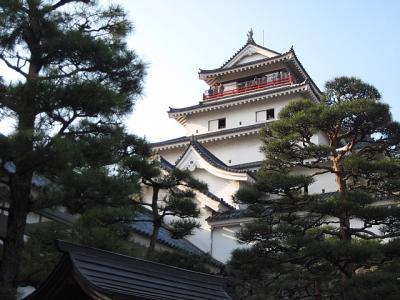 「福島・会津露天風呂旅行」(2010年GW)。。。その7「会津 鶴ヶ城」
