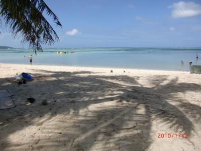 グアムの海が見た~い!