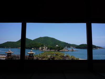 念願のウサギ島へ!(2日目)