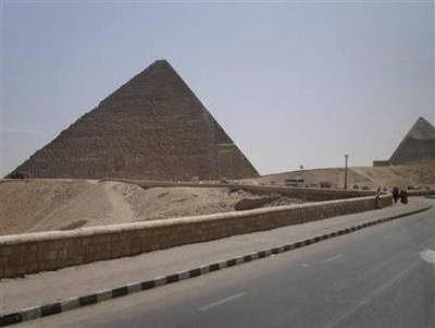 エジプト一人旅