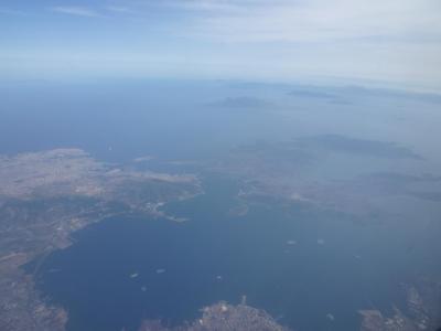 18日間世界一周⑥-2アテネ空港からマドリッド空港そして南米へ