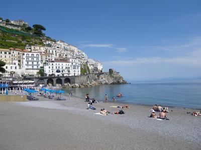 南イタリア ♪ HONEYMOON ♪ 2010 ③ ** アマルフィ **